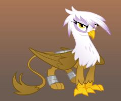 Captain Gilda by Equestria-Prevails
