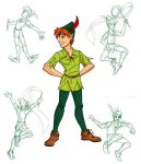 Peter Pan by insectikette