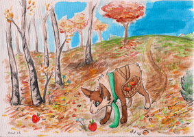 Apple Collector by MizfitOwl