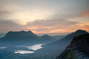 Stac Pollaidh Sunrise by Rentapest