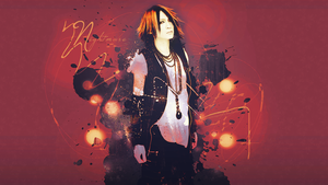 Sakito Wallpaper by ParanoiaGod69
