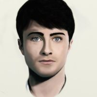 Daniel Radcliffe by Jake-Kot