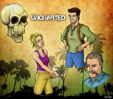 Uncharted by Nick-McD