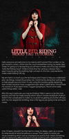 Red Riding Hood Tutorial by zenron