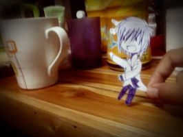 ah no my coffee by Ruzuri