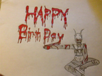 Happy Birthday by Food-haunts-people18