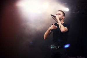 Tim // Rise Against by sarianna-v