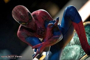 The Amazing Spiderman Wallpaper by kenmejia