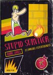 Stupid Survivor Out Now! (PC/Mac/Android) Box Art by LaserDatsun