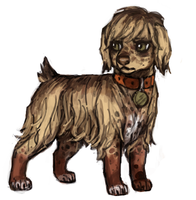 guess dat doggie by emlan