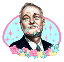 Bill Murray Assignment by casualweapons