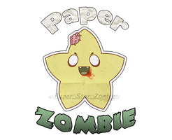 Paper-Star-Zombie by Paper-Star-Zombie