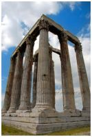Columns of The Olympian Zeus5 by dancingelf