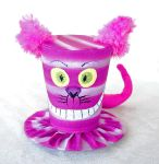 Tiny Top Hat: The Cheshire Cat Version 2 by TinyTopHats