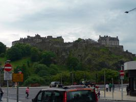 Edinburgh castle3 by Hansmar