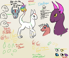 Flarevik Ref [NOW WITH +2 INFO] by Piperwolf201