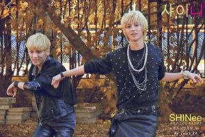 SHINee - Rossia 1 by foux86