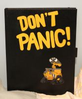 Don't Panic Wall-E cover by FangsAndNeedles