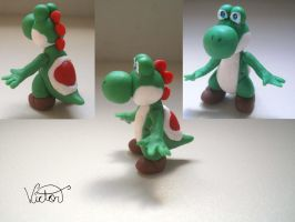 Yoshi by VictorCustomizer