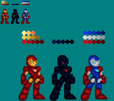 The_Invincible_Ironman by axem-slayer-345