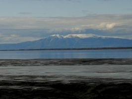 Across Cook Inlet by fourrpaws
