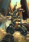 Gigan by cric