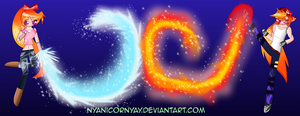 Let It Go/We're Gonna Let it Burn by NyanicornYaY