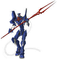 Evangelion Unit 00 by MonkeydanceGuy