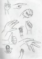 .:Hand Reference:. by ThatOneMuffin