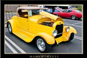 29 Ford Roadster by mahu54