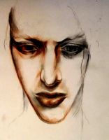 not finished Twiggy Ramirez by ototoi