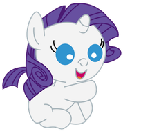 Baby Rarity by PaulySentry