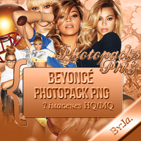Png Pack Beyonce by StandALittleTaller