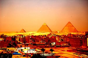 pyramids of Ancient Egypt by Viva-touch