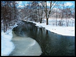 River Ice by SarahRose