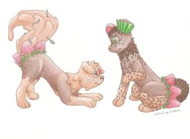 Fragaria Brothers by Doutarina