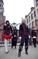 D.Gray-man - ready to fight! by YinYang-Cosplay