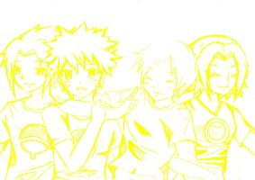 Team7-sketch by vin-eye21
