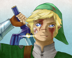 Link by CamilaAnims