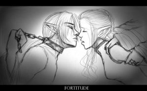 Fortitude - In Progress by xx--ingie--xx