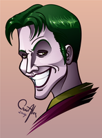 Anthony Misiano's Joker by The-fishy-one