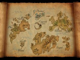 SSRP Map of Thale by Rendever