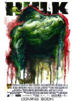 hulk movie poster by real-tv