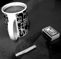 Cofee and cigarettes by behemot6669