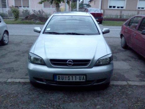 Opel Astra Coupe 1 by kanodoom