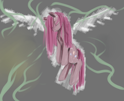 Just is Pinkamena by AshesDarkPony