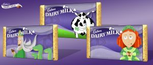 Cadbury Apprentice Submission by Triple7