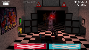 Five nights at freddy's 2 Render by HDDoesGaming