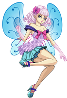 Pop Pixie  Tune by sparks220stars