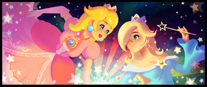 Supersmashbros art for gallery show by jisook86
